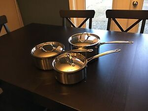 Cuisinart Pot Set