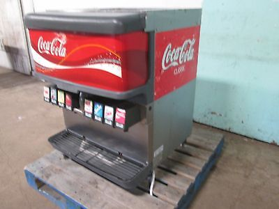 Cornelius Df200-bc Commercial Heavy Duty Lighted 8 Heads Soda Wice Dispenser