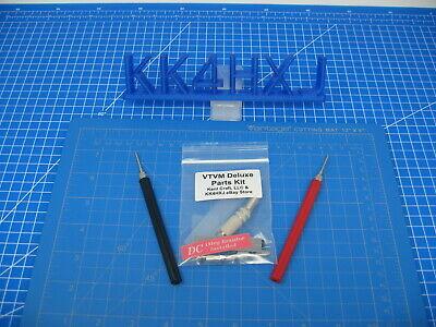 Heathkit Vtvm Probe Parts Kit - Deluxe - Test Probesplugresistorclipmore