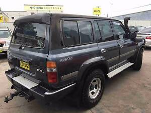 1994 Toyota LandCruiser Wagon - Many Features! Lidcombe Auburn Area Preview
