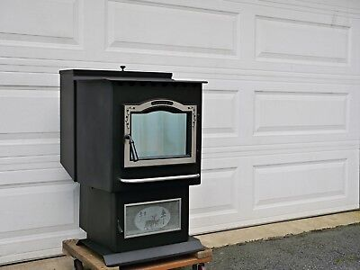 Harman P61A Pellet Wood Stove Harmon Fireplace