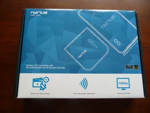 Aries Home Wireless HD Video Digital Transmitter & Receiver - Model NAVS500