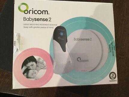 Baby Sense Breathing Monitor