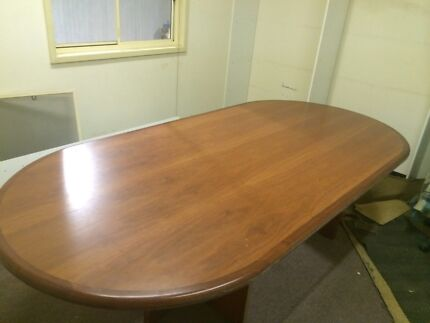 Board Room Table Glendenning Blacktown Area Preview