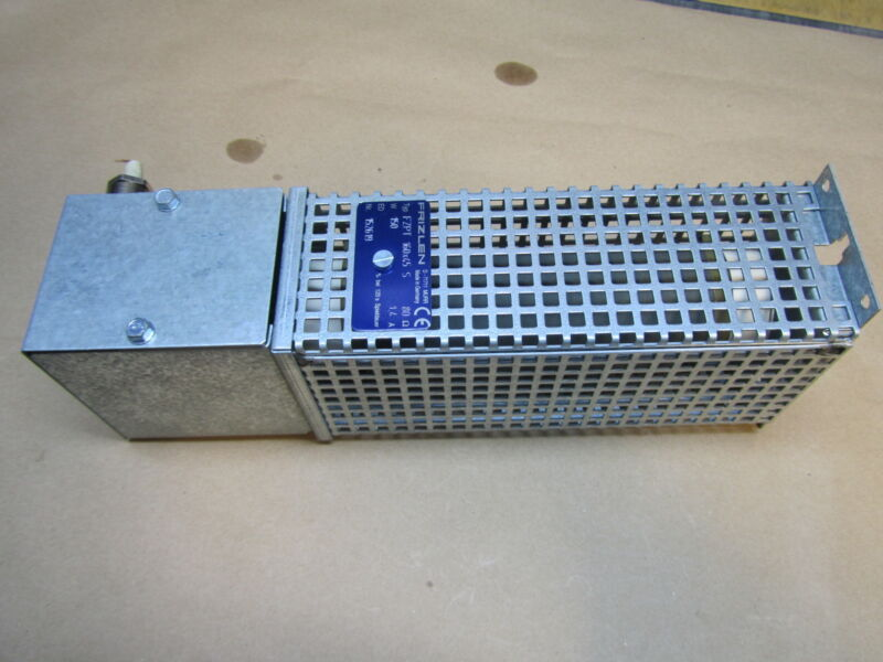 FRIZLEN 80 OHM POWER RESISTOR FZPT 165x45s  150 watts D-71711