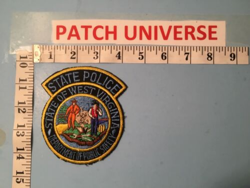 STATE OF WEST VIRGINIA DEPT OF PUBLIC SAFETY  PATCH A021