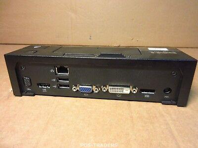 Dell PW380 Latitude E Port Docking Station PR03X E6400,E6410,E6420,E6430 E5400