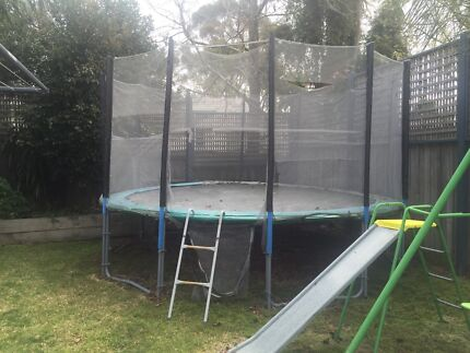 14 foot springless trampoline Nunawading Whitehorse Area Preview