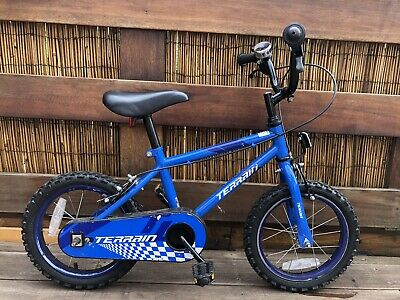 Blue Terrain boys bicycle 14 Inches