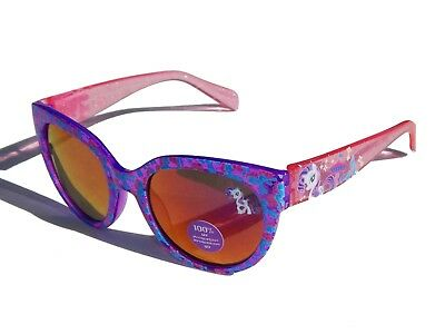 MY LITTLE PONY RARITY HASBRO 100% UV Shatter Resistant Rhinestone Sunglasses $13](My Little Pony Sunglasses)