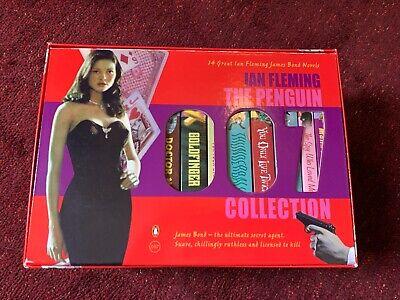 The Penguin James Bond 007 Collection UK Box Set