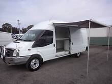 2007 FORD TRANSIT DIESEL VAN - GOOD CAMPER CONVERSION Currumbin Waters Gold Coast South Preview