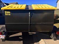 Portable Garbage Bin U-Dump
