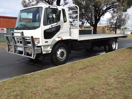 2008 FUSO FIGHTER 10 TRAY TOP