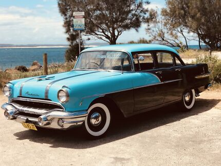 1956 Pontiac Strato Cheif GM Matching V8 5.2l RHD