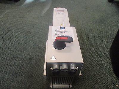 Abb Ach550 Ac Drive Wbypass Ach550-pd-03a3-4 1.5hp Used
