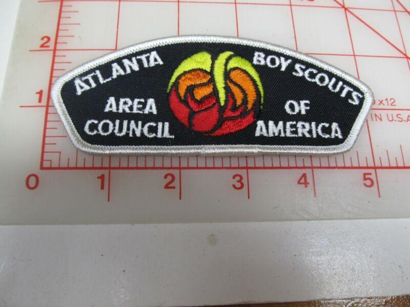 Atlanta Area Council CSP collectible PB patch (o34)