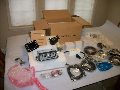 New In Factory Box Integrian Dp-2 Digital Patroller Police Car Video Dvr System