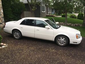 2004 Cadillac Deville, ONLY 97,000 KMS