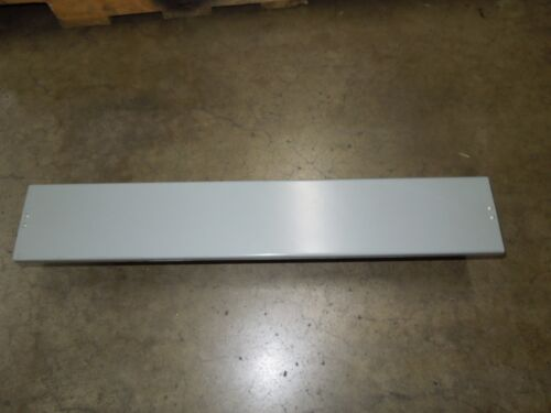 """Ge Qmrfp3 Full Width Qmr 3x Height Filler Plate 4 1/8""""h X 24""""w Surplus Take Out"""