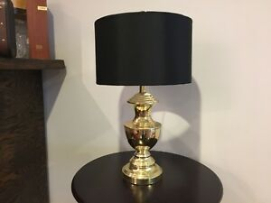 Black & Gold lamp