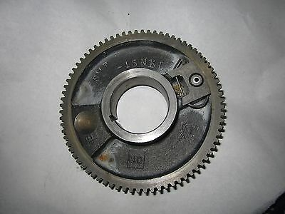 Original South Bend 9 10k Metal Lathe Headstock Spindle Bull Gear As15nk1 76t L