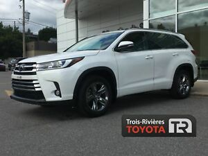Toyota Highlander Traction intégrale 4 portes Limited