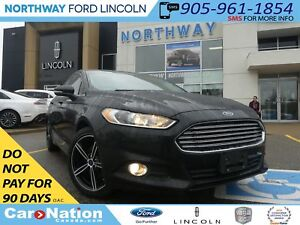 2013 Ford Fusion SE | NAV | REAR CAM | MOON ROOF |