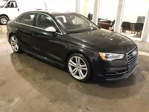 Audi s3 2015 * tech* package*