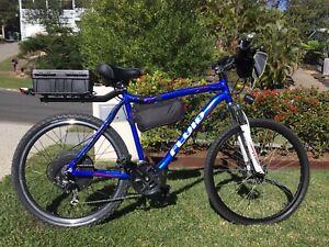 Fluid electric bike 750 watt