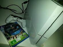 Used - PS4 Console White 500GB. 1 x controller + Destiny & FIFA16 Durack Brisbane South West Preview