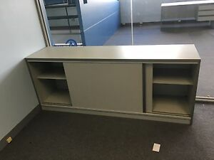 Sliding door storage cabinets x3 Lane Cove West Lane Cove Area Preview
