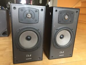 Celestion DL4 speakers Moving garage yard clearance sale