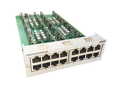 Alcatel OmniPCX OXO-OXE scheda SLI16-1
