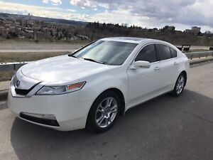 Acura TL tech package