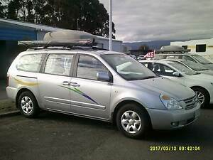 2010 Kia Carnival Wagon Launceston Launceston Area Preview