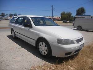 2005 Ford Falcon BF 4.0L Wagon Wangara Wanneroo Area Preview