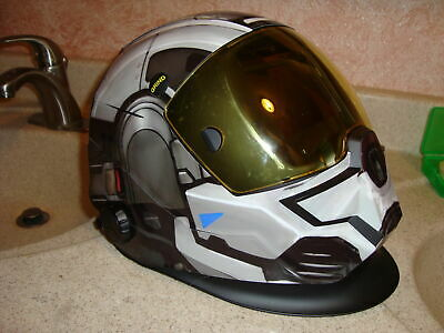 Esab Sentinel A50 Welding Helmet Wrap Decal Sticker Halo Hazop Kit 0700000800