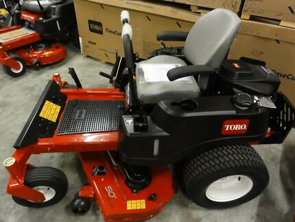 "Toro MX5050 zero turn mower 50"" FABRICATED DECK 24.5HP Brand New"
