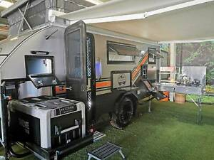 Prime Package : Upgraded 15ft Off Road Hybrid Caravan MT-15s Wingfield Port Adelaide Area Preview