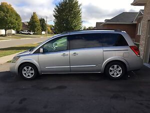 2004 Nissan Quest van great shape!!