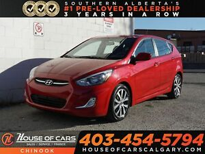2017 Hyundai Accent SE w/ Sunroof, Heated Seats, Bluetooth