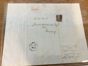 1843 4 magin 1d red on cover