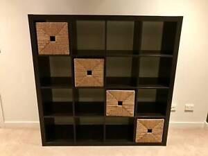 16 Cube Storage Unit For Sale Bookcases Shelves