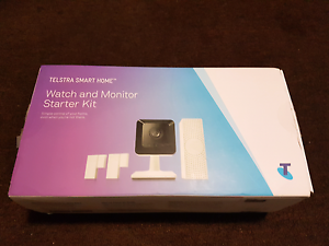 Telstra ONLY FOR TELSTRA PHONES.Smart Home Starter Kit 600 R.R.P Willetton Canning Area Preview