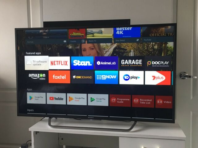 Sony 49 inch 4K UHD SMART Android LED TV | TVs | Gumtree