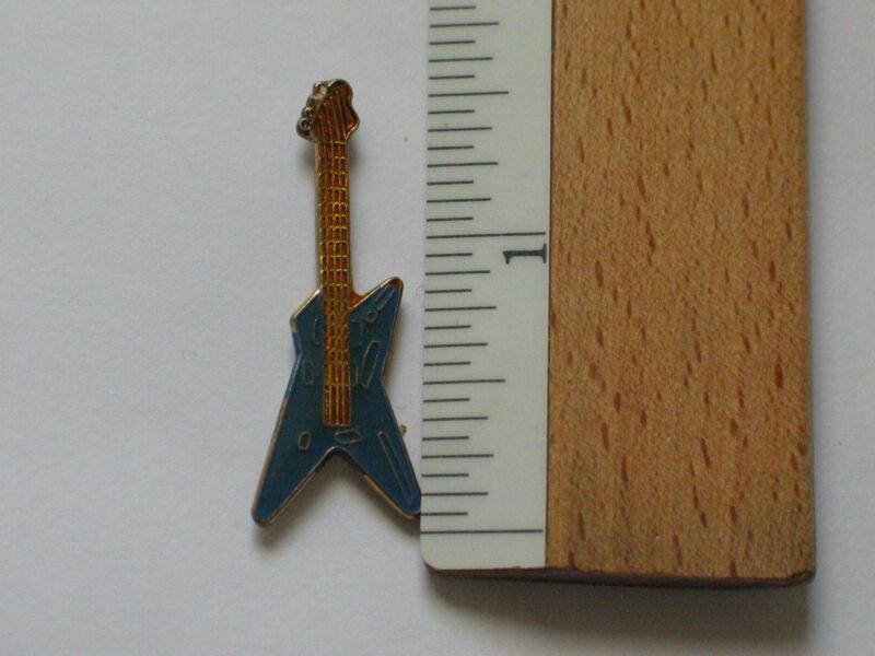 Dean Dimebag Guitar vintage Pin, (**)