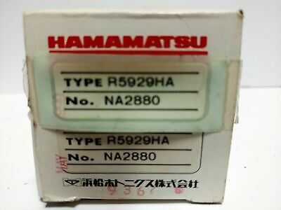 Hamamatsu R5929HA Photomultiplier Tube , usado segunda mano  Embacar hacia Argentina