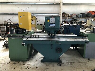 Nice Strippit Super 3030 Single End Punch With Tooling.