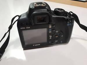 Canon 1000d in good condition